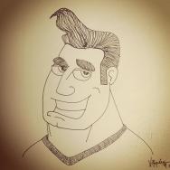 Galán / Cool guy