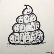 pirámide social